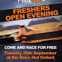 Free Freshers Open Evening
