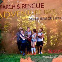 Search &amp Rescue Adventure Race 2017