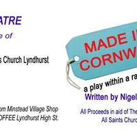 Radio Theatre perform Made in Cornwall