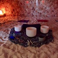 Crystal Singing Bowls &amp White Light Meditation