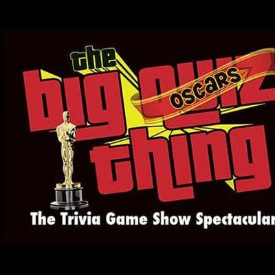The Big Oscars Quiz Thing