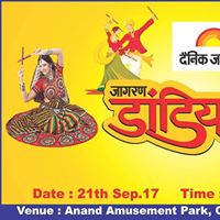 Dainik Jagrans Dandiya Night