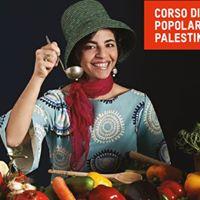 Corso di cucina popolare palestinese
