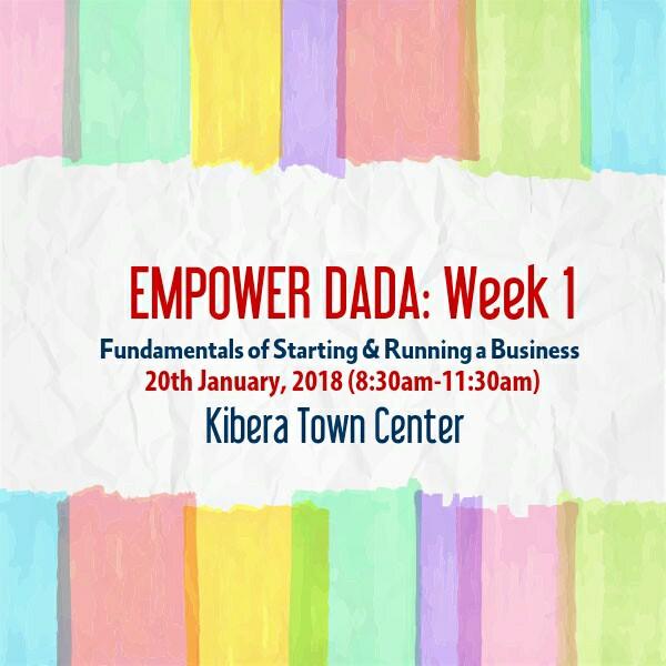Empower Dada Week 1