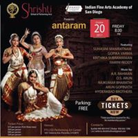 Antaram Multilingual Production covering Bharatnatyam Mohiniat