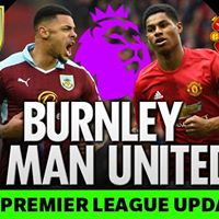 Burnley V Manchester United at City Platinum
