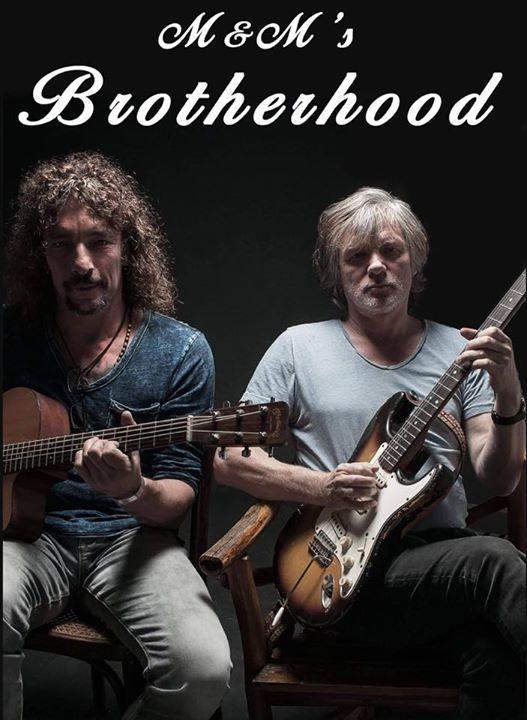 Acoustic Duo Brotherhood at Rheinschänke Leimersheim, Leimersheim