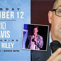 Comedian Sid Davis featuring Todd Riley