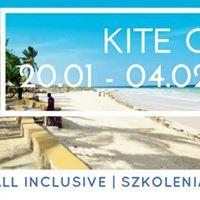 Kenia  Kitecamp stycze 2018  all inlusive  szkolenia