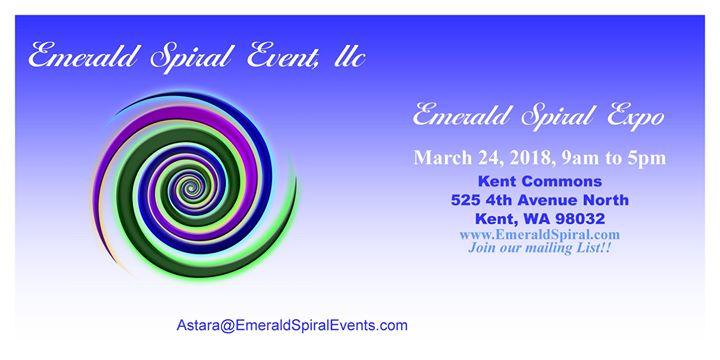 Emerald Spiral Expo