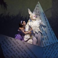 Filmed Ballet Alice in Wonderland