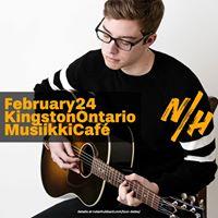 Nolan Hubbard (Trio) Live At Musiikki Caf