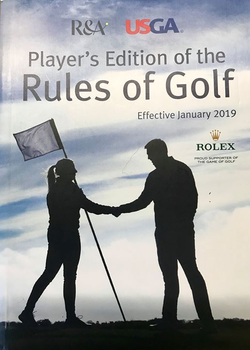 Club Members Rules of Golf Information Night
