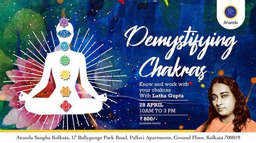 Demystifying Chakras