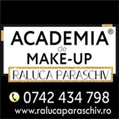 Academia de Make-up Raluca Paraschiv