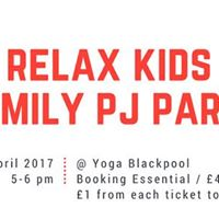 Relax Kids Family PJ Party
