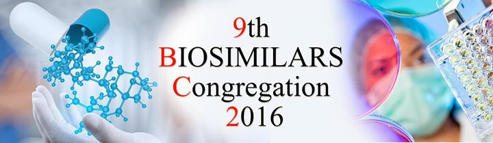 Image result for 9th Biosimilars Congregation 2016., Lalit hotel, Mumbai, India, 22nd Sep 2016