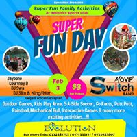 Super Fun Day