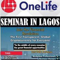 Onecoin Seminar