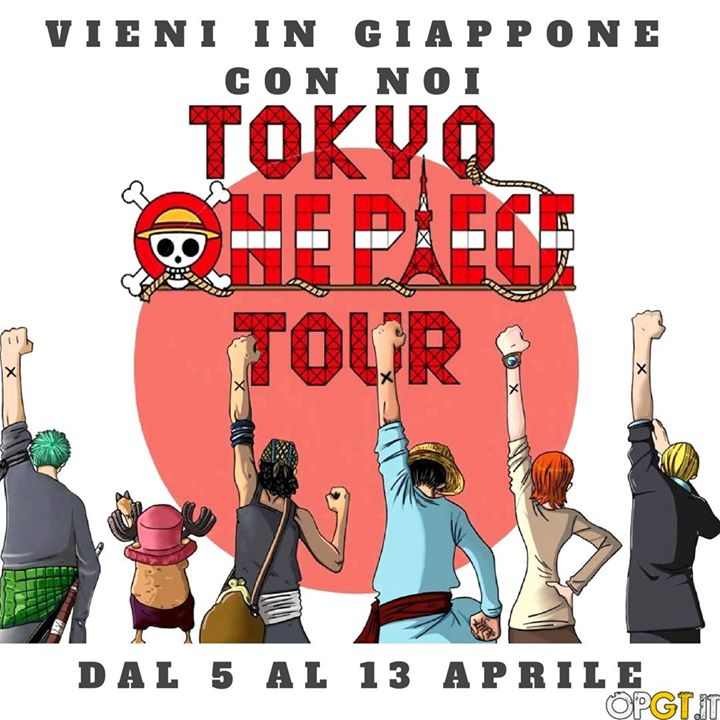 One Piece Tour 2