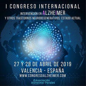 Congreso Alzheimer y otros trastornos Neurogenerativos