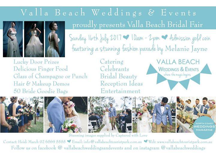 Valla Beach Bridal Fair 2017