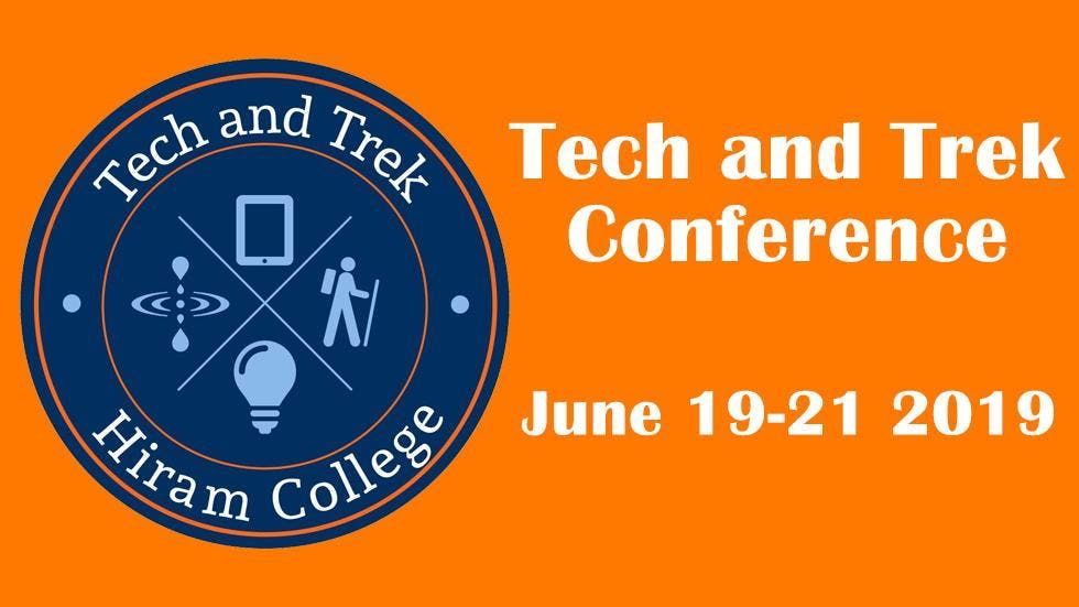 2019 Tech and Trek Conference
