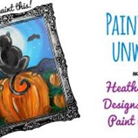Paint and Tea at TranquiliTea