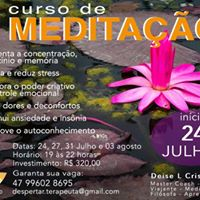 Curso De Meditao