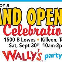Grand Opening Celebration in Killeen