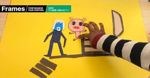 Frames Kids - Animation Workshop
