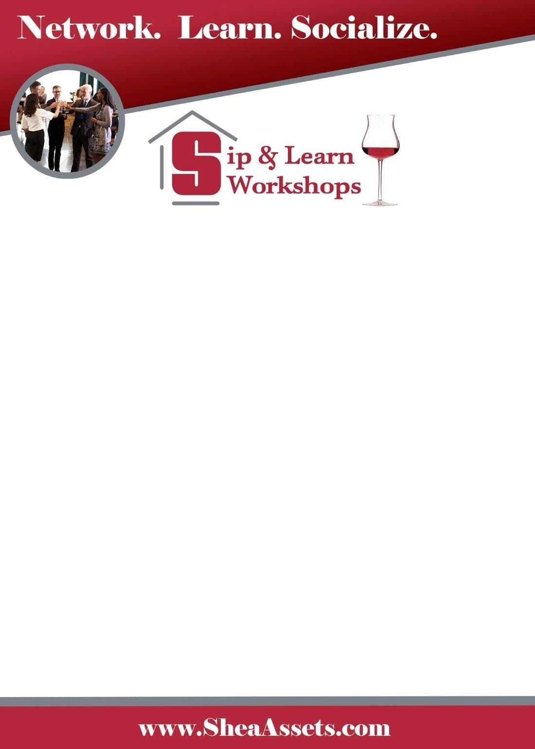 Sip & Learn Network - Learn - Socialize