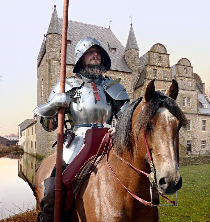 Mittelalter auf der Schelenburg