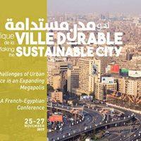Colloque La Fabrique de la Ville durable