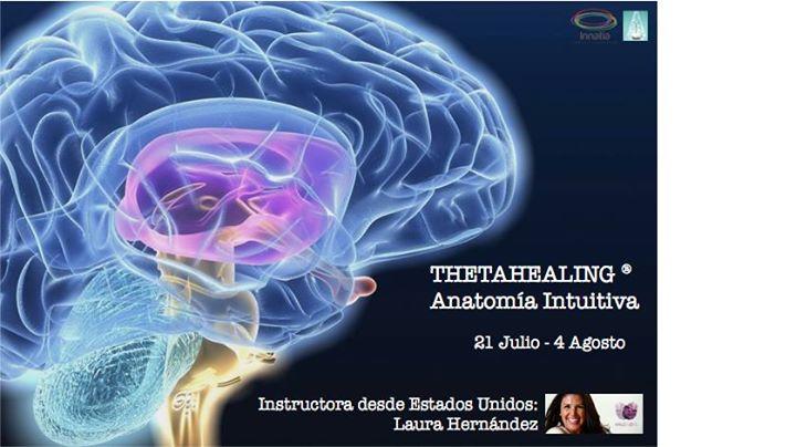 Thetahealing Anatomia Intuitiva En Guatemala at GUATEMALA, Guatemala