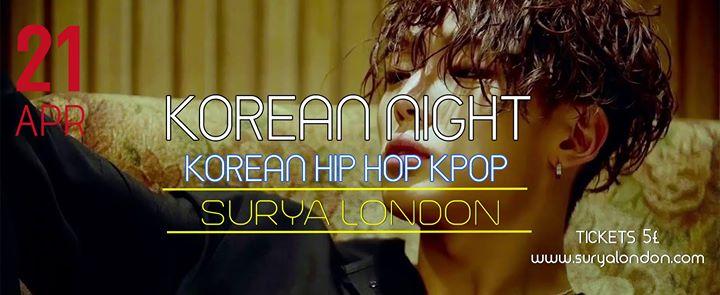 Korean Hip Hop Night London