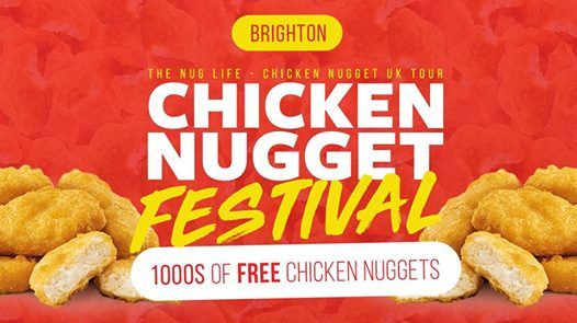 Chicken Nugget Festival - Brighton