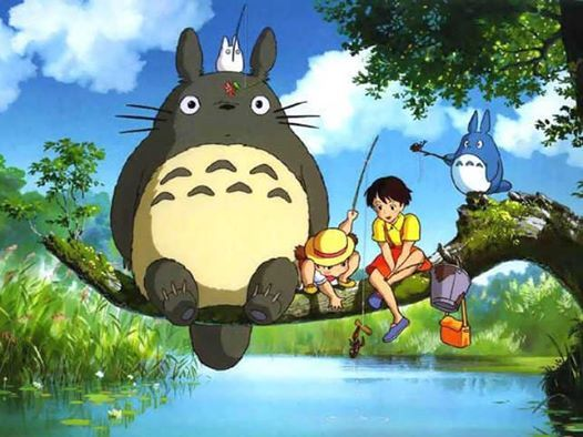 SOLD OUT - My Neighbour Totoro on the BIG Screen