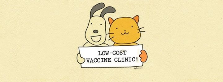 Low-Cost Vaccine & Microchip Clinic