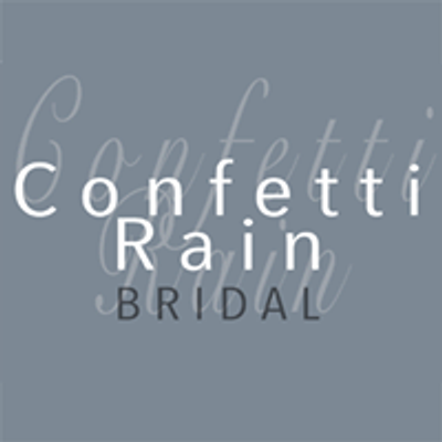 ConfettiRain Bridal