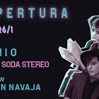 Milenio en Berln tributo a SodaStereo  Mona Con Navaja