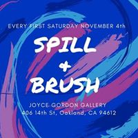 Spill and Brush - BYOB Paint Party
