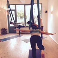 Aerial Yoga Workshop fr Beginner