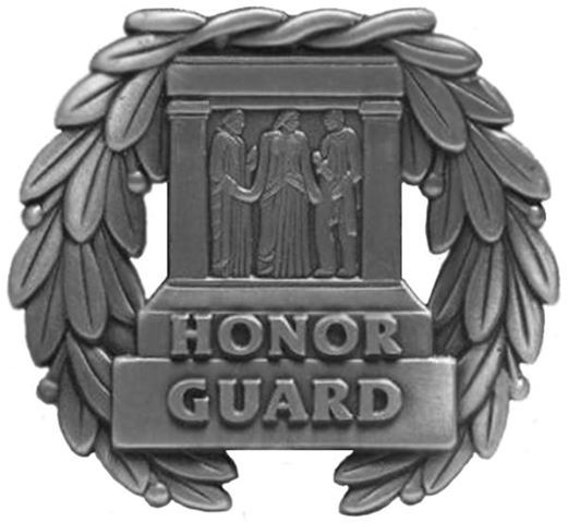 Tomb Guard Identification Badge Ceremony