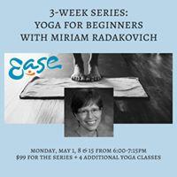 3-Week Series Yoga for Beginners