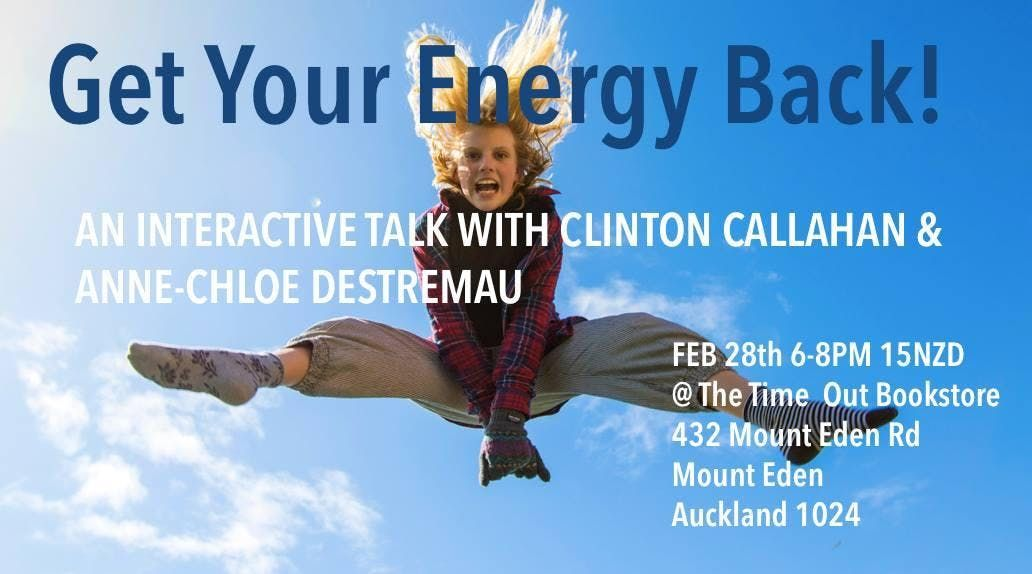 Auckland Get your energy back