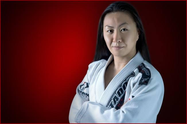 Emily Kwok Brazilian Jiu Jitsu Seminar