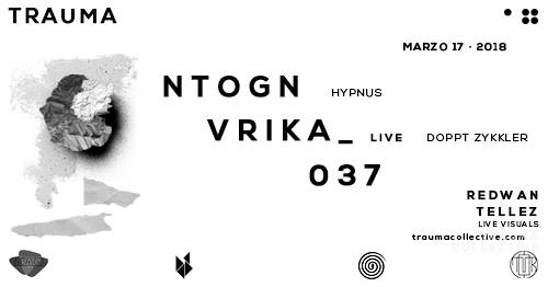 Trauma 17 Ntogn (Hypnus Records)  Vrika  037