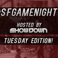 ShowDown presents SF Game Night - Tuesday Rocket League Edition