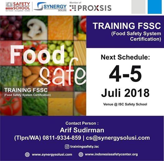Training FSSC